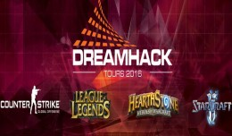 dream hack tours 2016 jeux logo