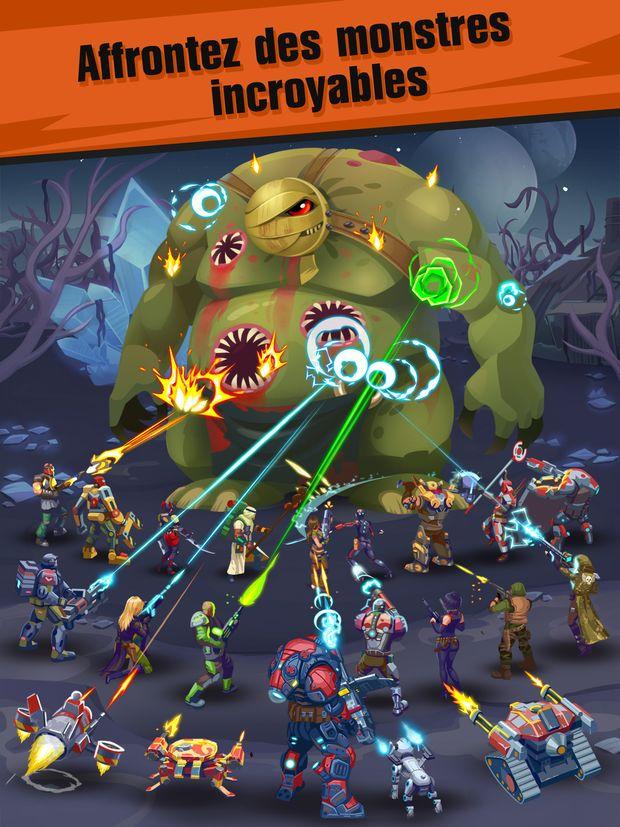 evolution heroes of utopia ios screen 1
