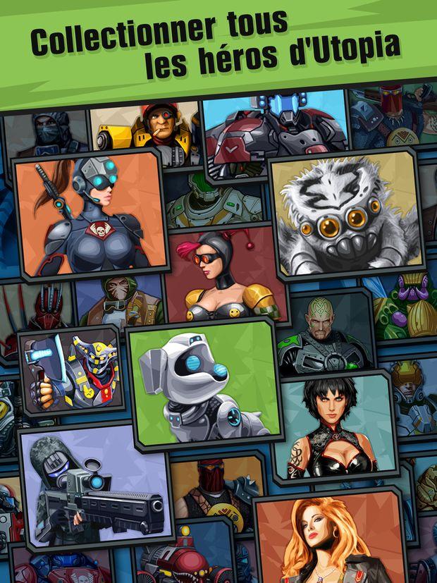 evolution heroes of utopia ios screen 3