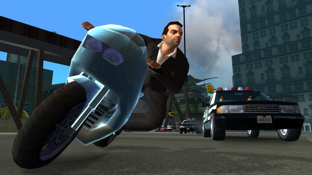 grand theft auto liberty city stories screen 1