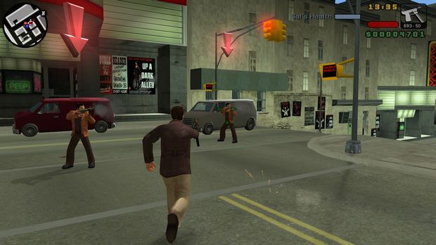 grand theft auto liberty city stories screen 3