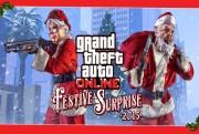 gta online surprise festive noel logo