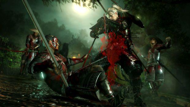 nioh gameplay screen 1