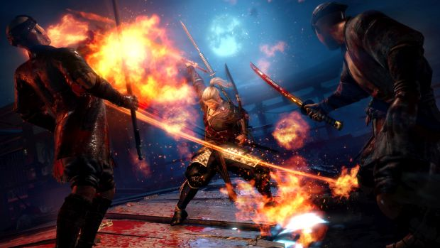 nioh gameplay screen 4