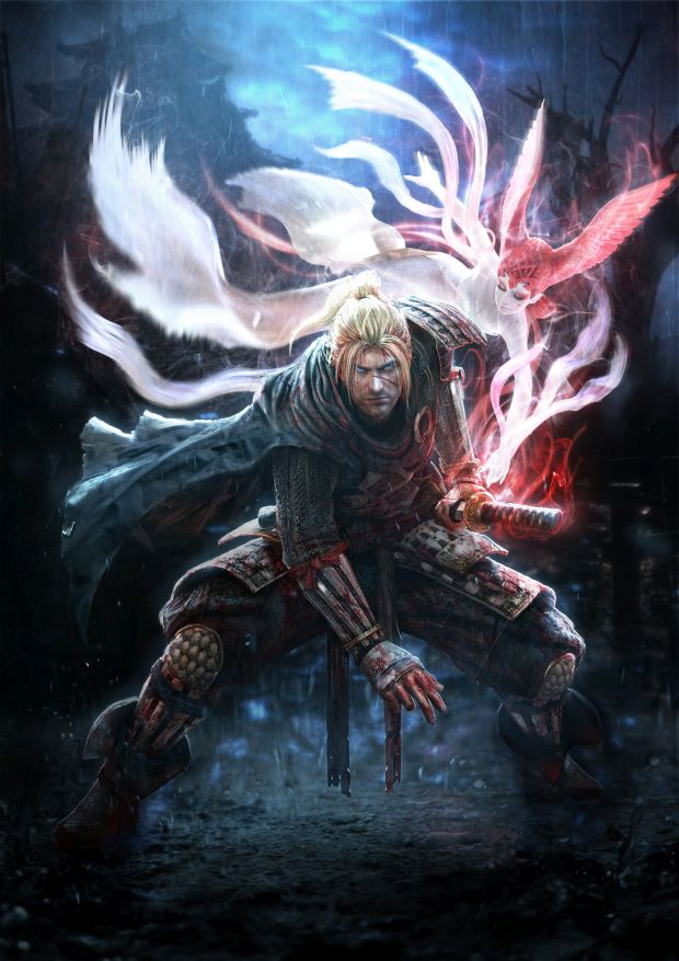 nioh visual keyart artwork