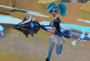 paladins evie winter witch screen logo