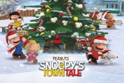 peanuts snoopy's town tale christmas screen 1