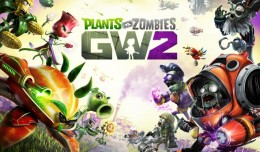 plants vs zombies garden warfare 2 final logo