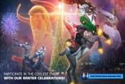 skyforge jeux d'hiver logo