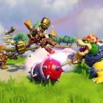 Bowser et Donkey sont de la partie sur Wii U, avec les premiers Skylanders... Amiibo!