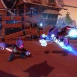 Hormis les phases en véhicules, le titre offre un gameplay classique mais fun pour un jeu d'action-plateforme réussi