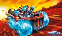 skylanders superchargers test review logo