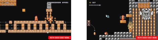 super mario maker hail to the k.king