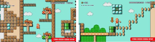 super mario maker world shift