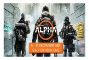the division alpha test xbox one logo
