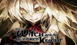the witch and the hundred knight revival edition screen logo