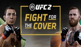 ufc 2 fight for the cover ea logo