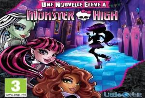 une nouvelle élève à monster high test review 3ds