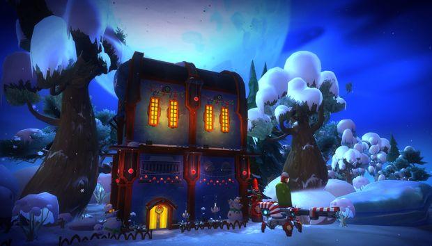 wildstar gala hivernal screen 1