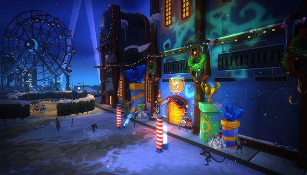 wildstar gala hivernal screen 2