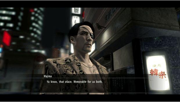 yakuza 5 Majima Goro