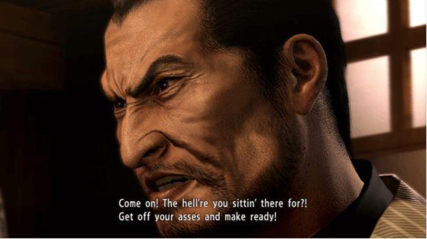 yakuza 5 masaru watase