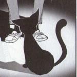 Un mystérieux chat noir ne cesse de hanter Kosei et de lui rappeler sa peur de jouer