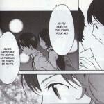 Tsubaki tente d'écarter Kosei de l'influence négative de Kaori... mais tout s'enchaîne trop vite!