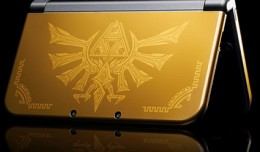 zelda hyrule warriors gold new 3ds