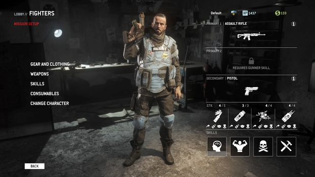 Homefront the revolution coop resistance screen 1