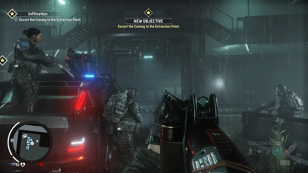 Homefront the revolution coop resistance screen 3