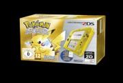 Nintendo 2DS Yellow Pikachu Pokemon