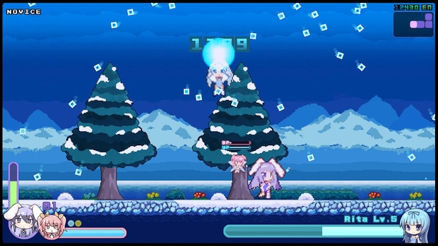Rabi-Ribi Steam Sexy Screen 10