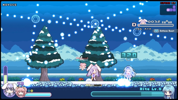Rabi-Ribi Steam Sexy Screen 11