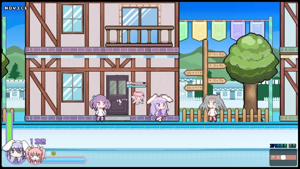 Rabi-Ribi Steam Sexy Screen 13