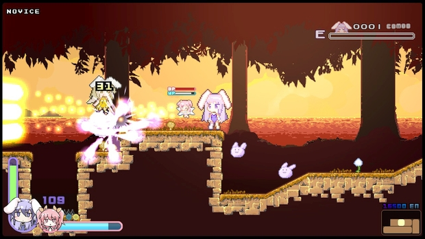 Rabi-Ribi Steam Sexy Screen 15