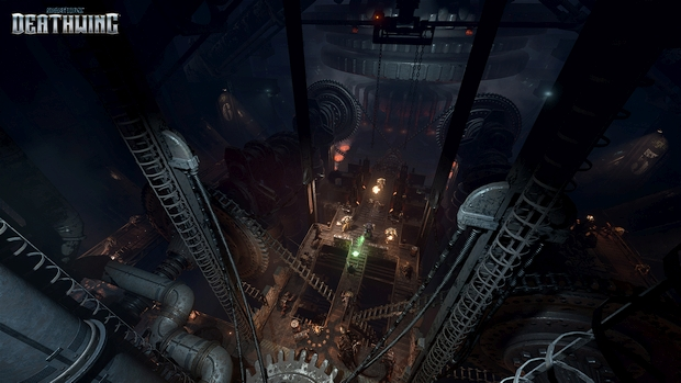 Space Hulk Deathwing Décors Screen 3