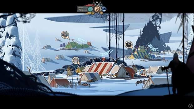 The Banner Saga playstation 4 screen 5