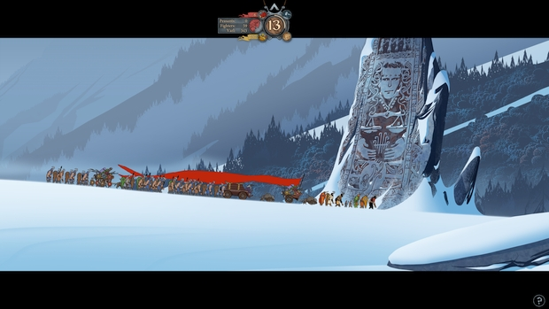 The Banner Saga playstation 4 screen 6