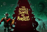 The Deadly Tower of Monsters keyart