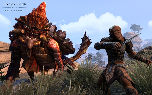 The Elder Scrolls Online Thieves Guild Screen 2