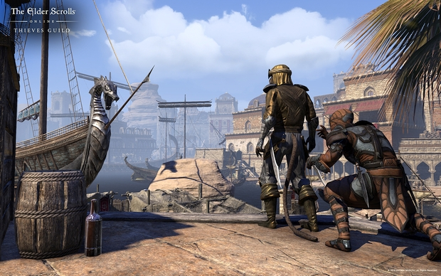 The Elder Scrolls Online Thieves Guild Screen 4