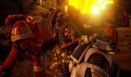 Warhammer 40000 Eternal Crusade screen logo