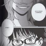 La mère de Kosei le hante toujours... mais en pleine compétition, il n'a pas le droit à l'erreur!