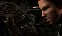 alien mortal kombat x xenomorphe battle pack