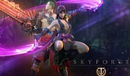 assassin skyforge sexy artwork