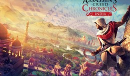 assassin's creed chronicles india logo