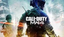 call of duty modern warfare 4 logo
