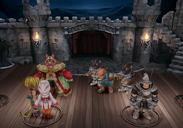 final fantasy IX steam Screen HD 1