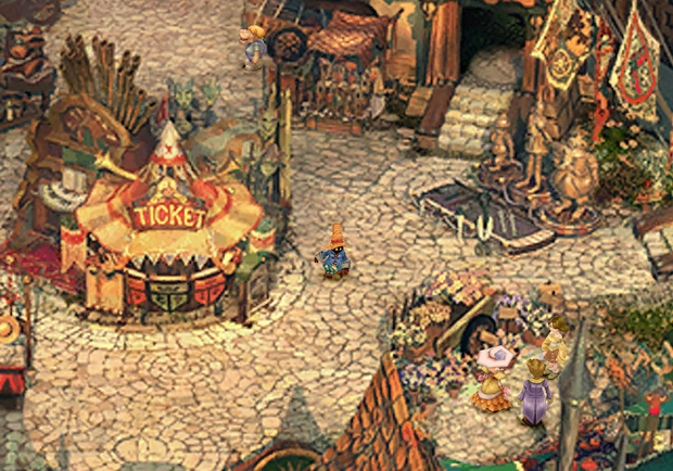 final fantasy IX steam Screen HD 3
